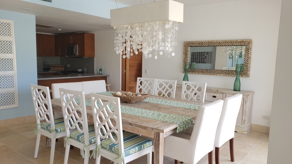 Beachfront two bedrooms apartment  at  Sotogrande Cap Cana