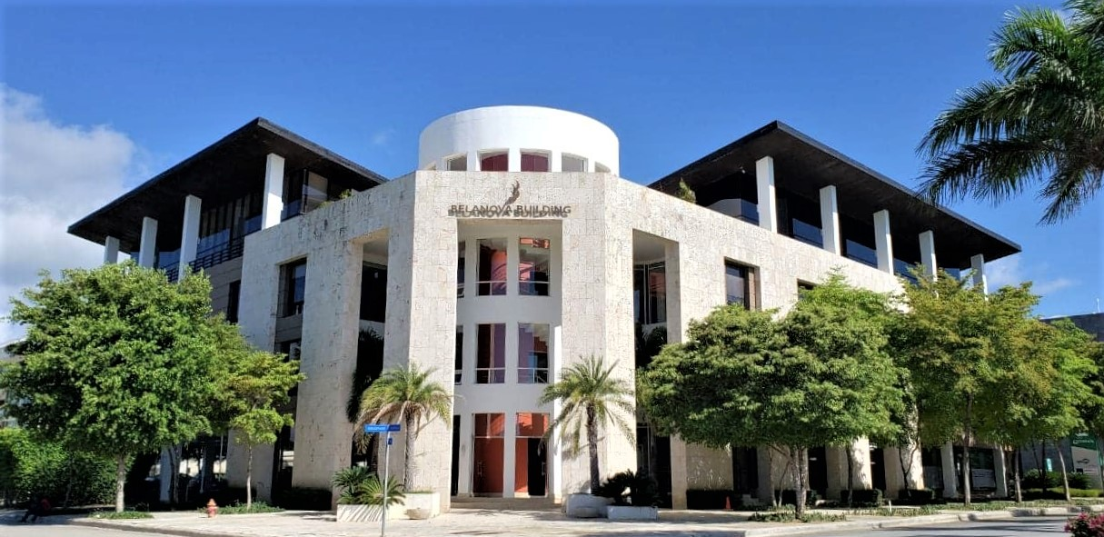 Office in a new building on the 2nd floor of 64 m2 in Punta Cana