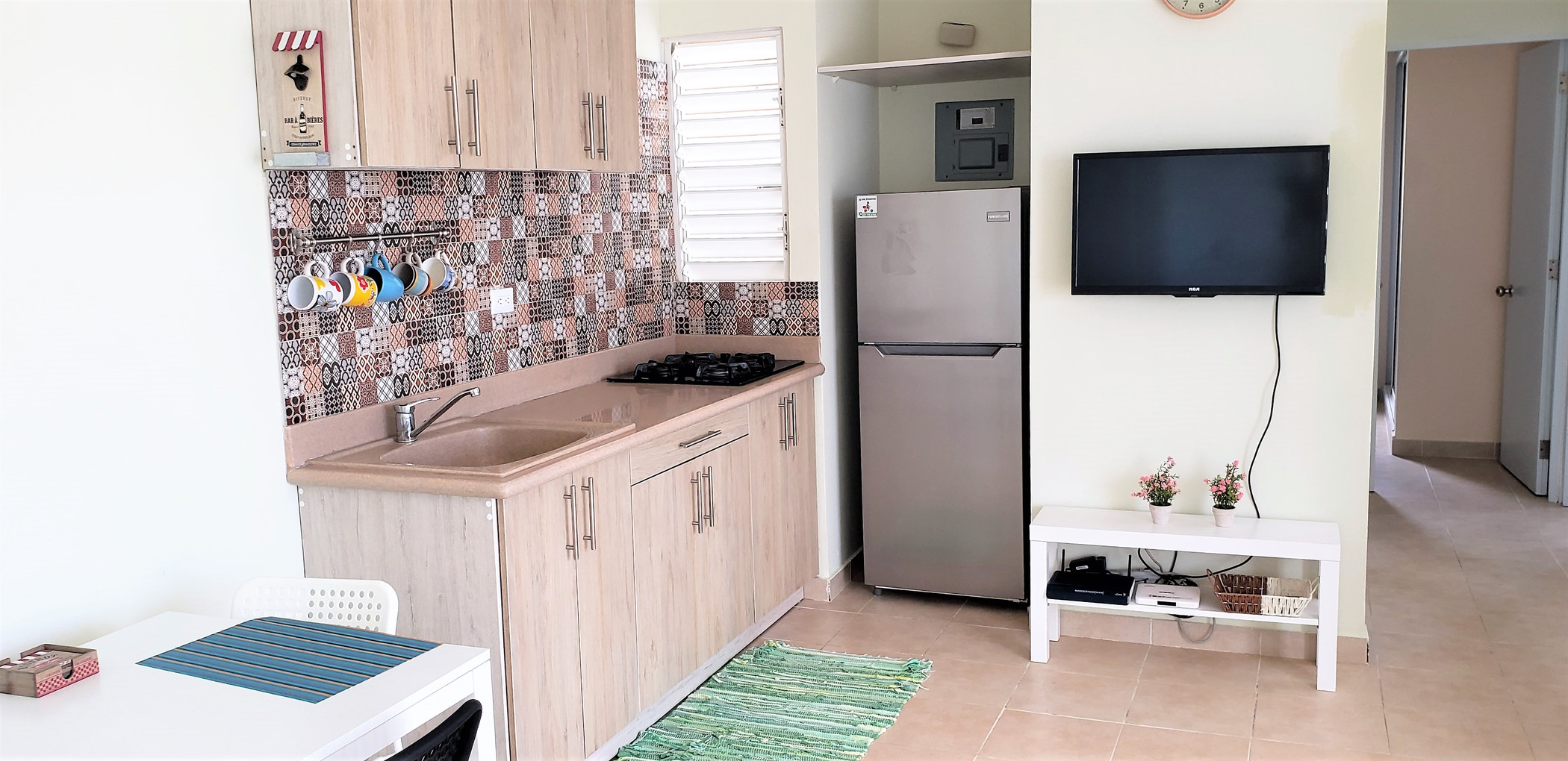 Apartment with high ceilings in Ciudad Las Cayenas (301-CAE21C)