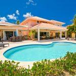 Tropical luxury villa