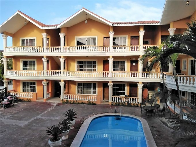 apartment within walking distance from the beach