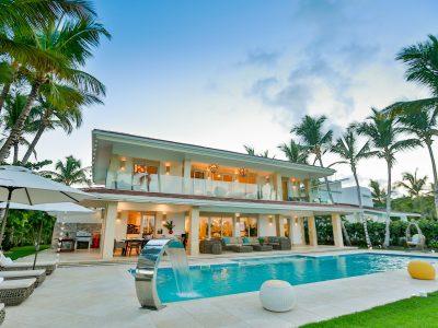 Fabulous villa in Punta Cana Tortuga Bay