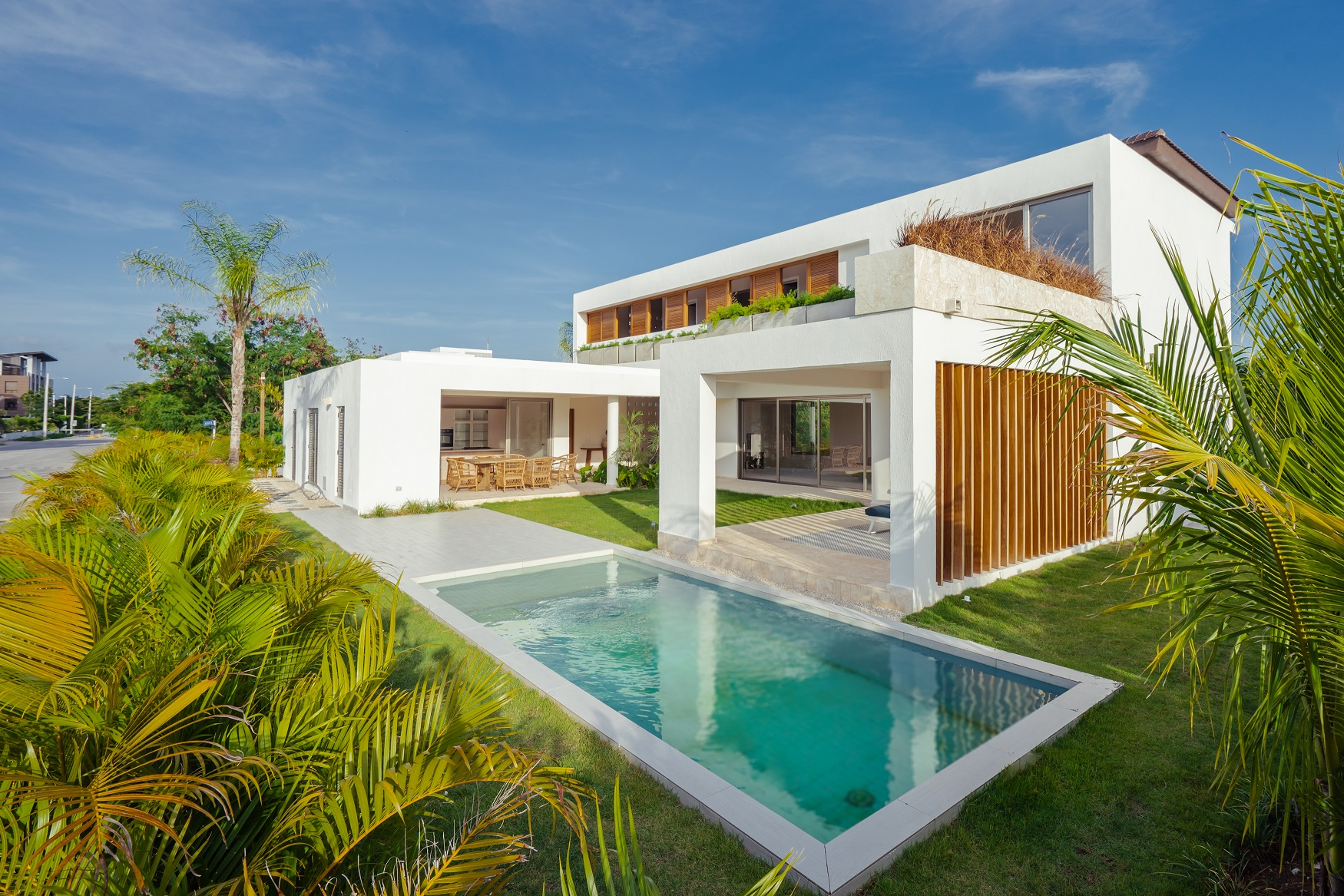 New exclusive villa in Punta Cana (GS-PCB)