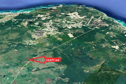 Land 12,577 m2