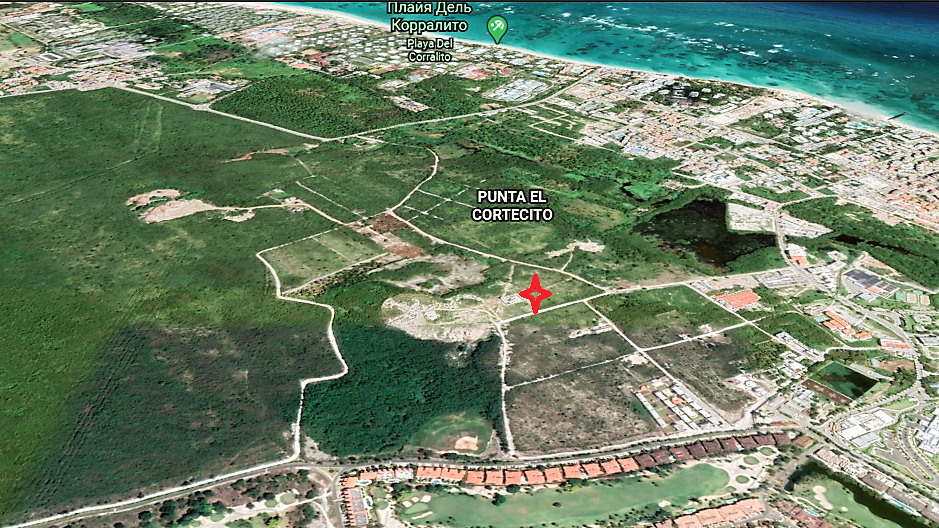 Good-sized piece of land in Bavaro (I04-Bav)