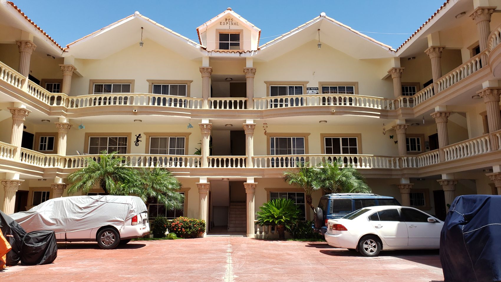 Comfy apartment 5 minutes away from the beach (5B-EI)