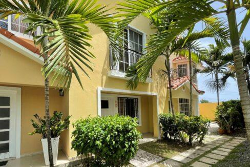Caribbean Style Villa