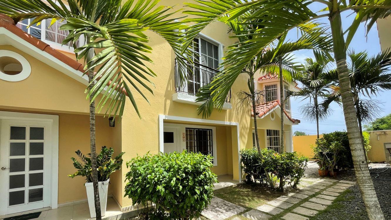 Caribbean Style Villa in Bavaro Punta Cana (91VSII-VB)