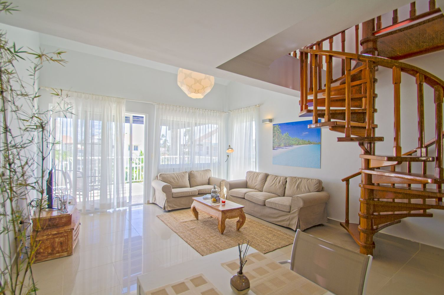 Penthouse with sea view in Bavaro (C401-PT)
