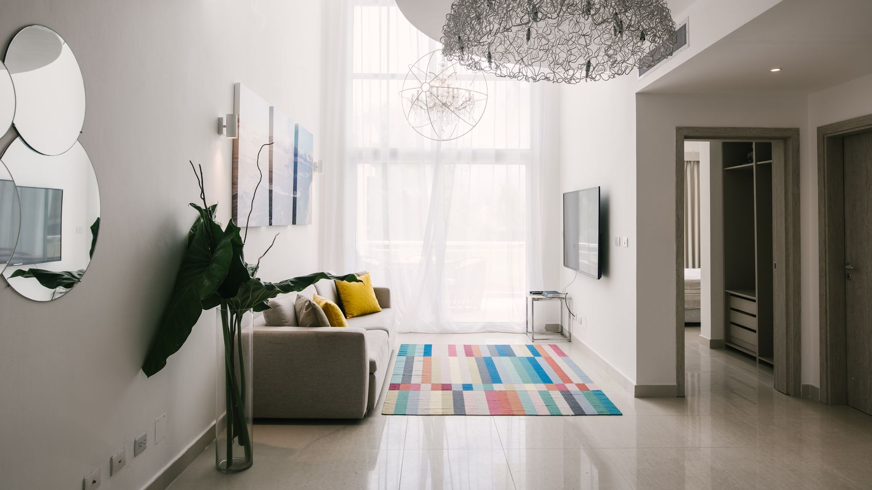 Stylish apartment in Сoсotal, Bavaro (LV-CC)
