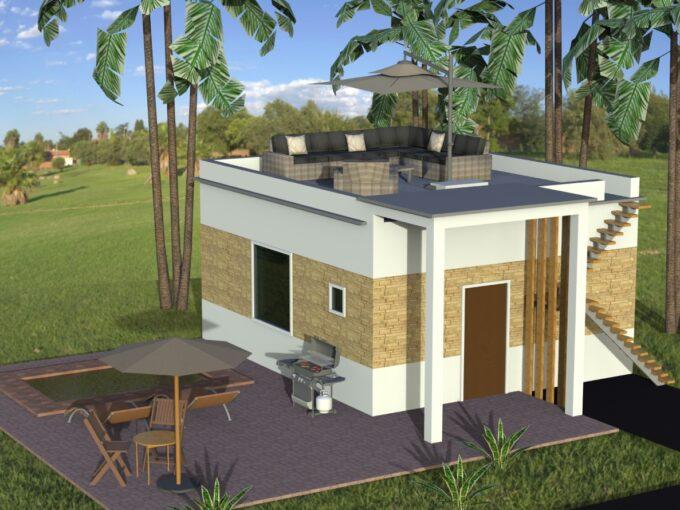 House near Veron