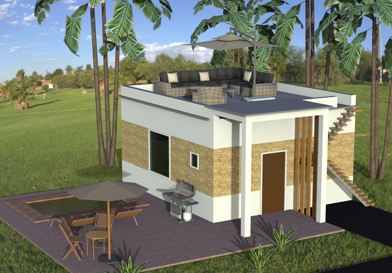 House near Veron, in Punta Cana (H-AF)